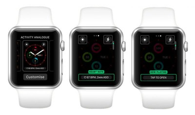 apple watch now playing complication