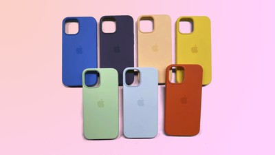 iphone 12 case spring 2021 colors leak feature