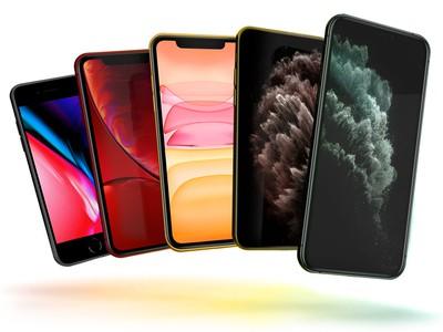 iPhone Lineup 2020 SE
