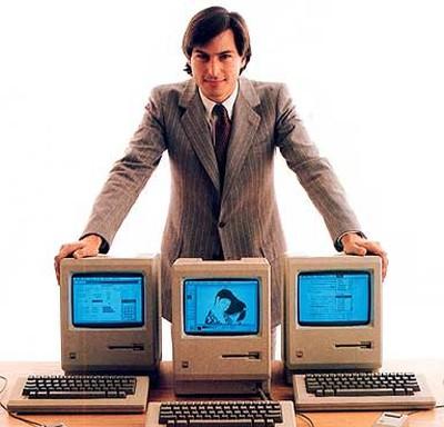 jobs macs 1984