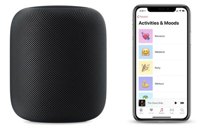 homepod how to activities image