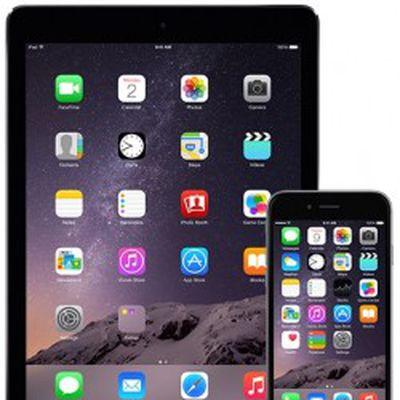 ipad iphone ios 8
