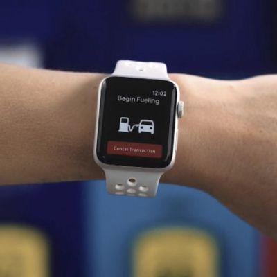exxon speedpass apple watch