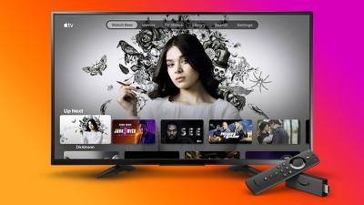 amazon fire tv apple tv