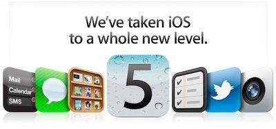 ios 5 whole new level