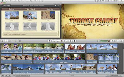 imovie mac screen