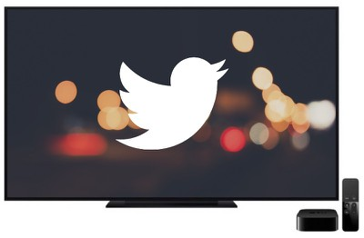 twitter tv blur