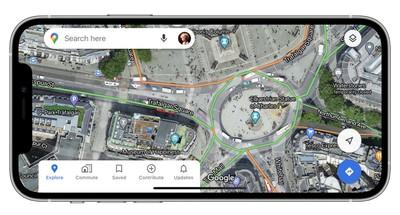 google maps detailed street level e1611052089473