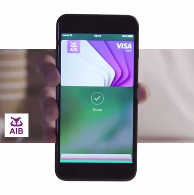 AIB Ireland Apple Pay 2