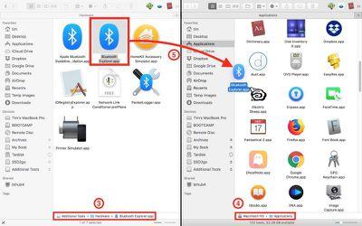 Bluetooth Explorer copy