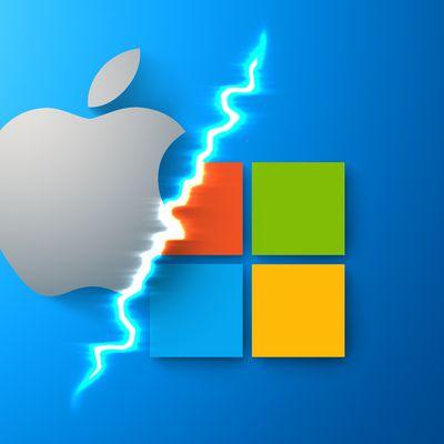 Apple vs Microsoft feature