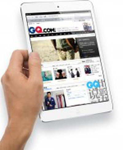 ipad mini china gq hand