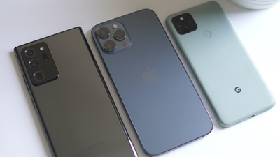 iphone 12 pro max camera comparison google samsung