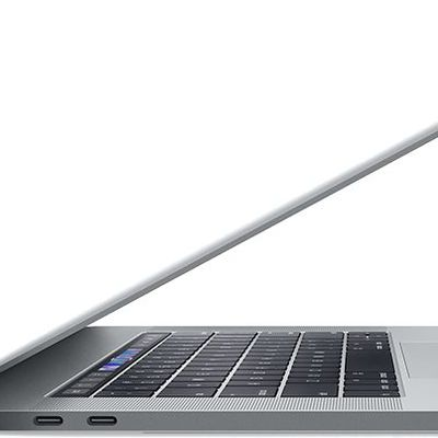 2018 macbook pro side