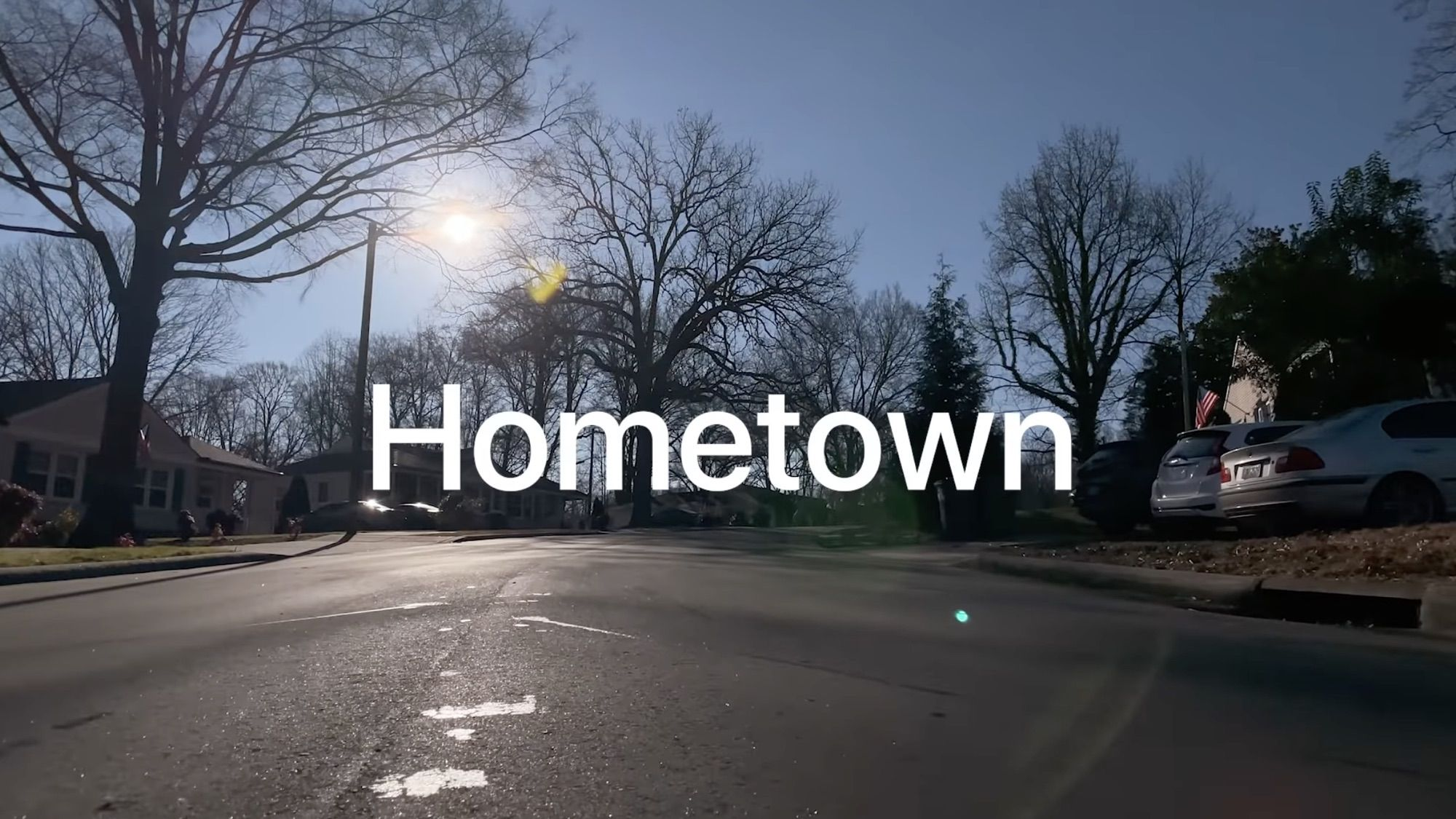 Apple Shares New 'Hometown' Shot on iPhone Video - MacRumors