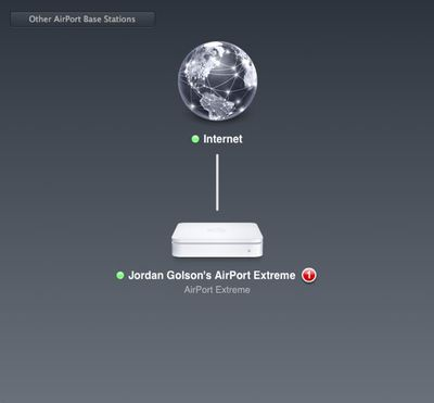 airport screenshot