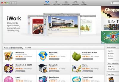 mac appstore hero 20101207