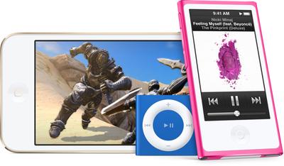 iPods 2015