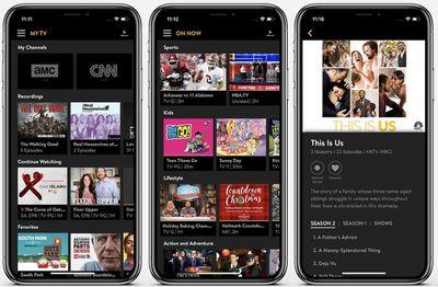 sling tv ios app 2