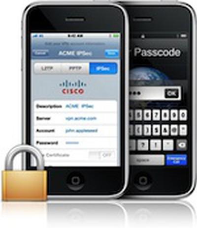 160900 iphone enterprise security