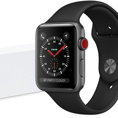 apple watch series 3 lte refurbished