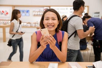 iphone8 launch taipei 2017 instore