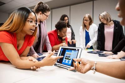 apple teacher coding academy