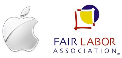 apple fair labor association logos