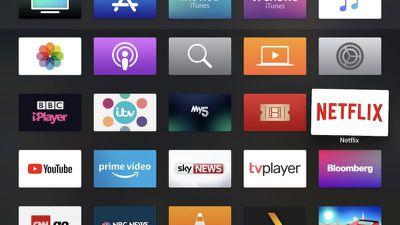 6 Rearrange apps