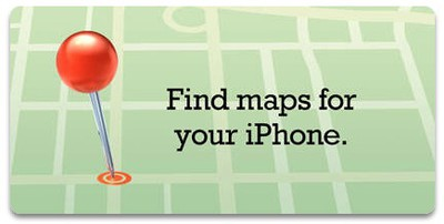 find maps for iphone