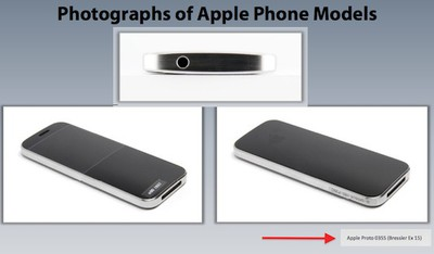 curved glass iphone prototype