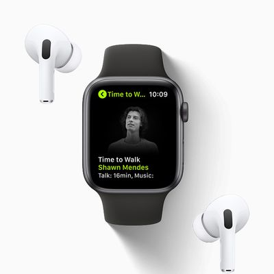 apple time to walk apple watch airpods 01252021 inline