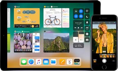 ios 11 ipad iphone duo