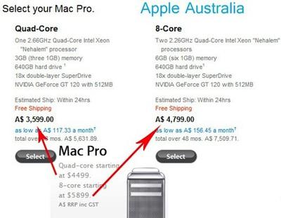 100239 australia mac pro