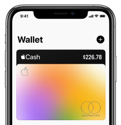apple card apple cash wallet