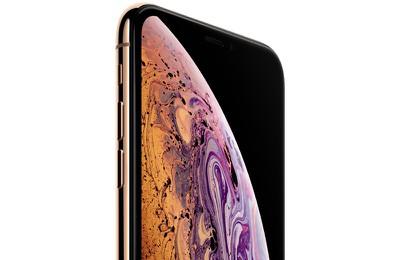 iphone x display gold