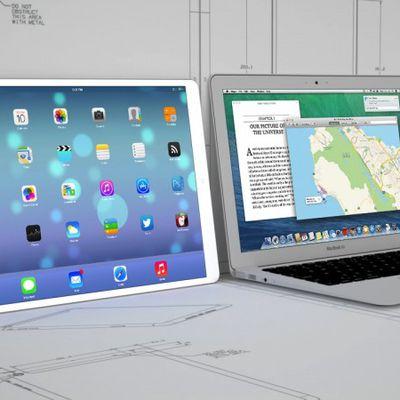 12 9 ipad macbook air