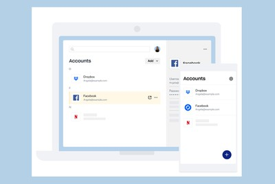 Dropbox launched the password manager for its users