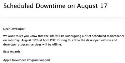 developer_downtime