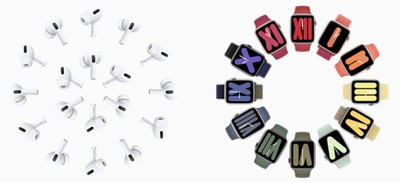 Supply Chain Prepares for New Apple Watch Models and Third-Generation AirPods