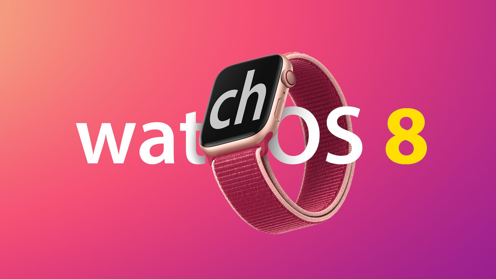 Apple Seeds Fourth Beta of watchOS 8 to Developers