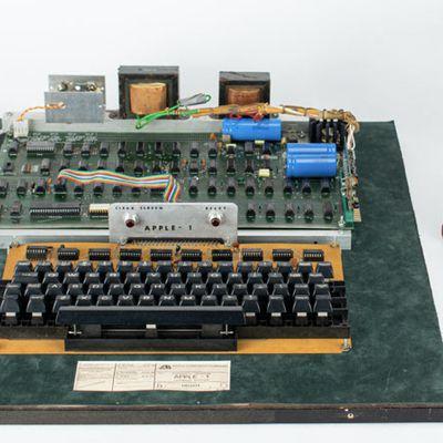 apple 1 auction 2020