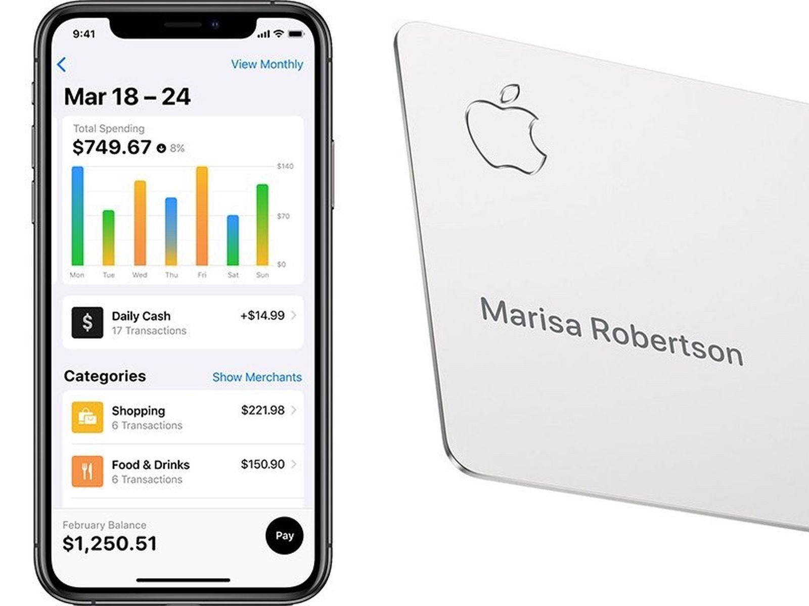 Apple Card Offers Benefits From Mastercard, Base APR Lowered to