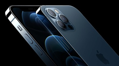 Apple Unveils Iphone 12 Pro And Iphone 12 Pro Max With 5g Flat Edge Design Lidar Scanner New Colors And More Macrumors