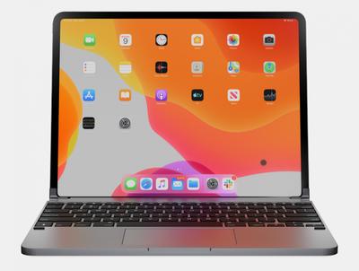 brydge ipad pro keyboard trackpad