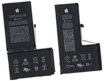 ifixit iphone xs xs max batteries