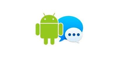 Destacado iMessage Android
