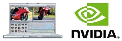 macbook pro nvidia logo