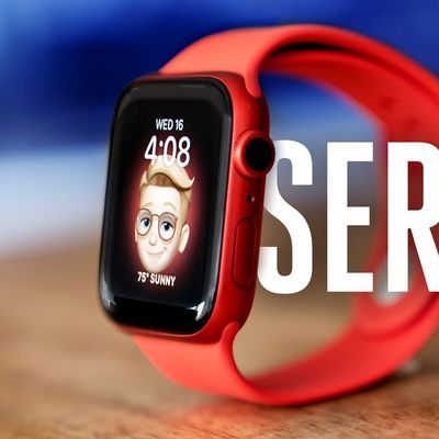 apple watch series 6 unboxing image