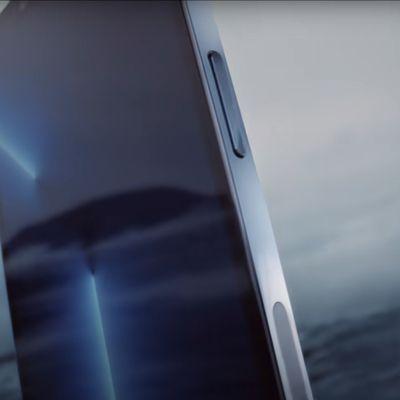 iphone 13 pro display shot